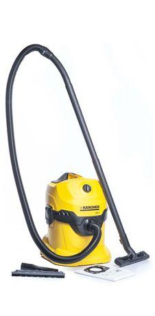 Пылесос сухой и влажной уборки Karcher WD 4 /[ WD2  WD3 WD4 WD5 WD6