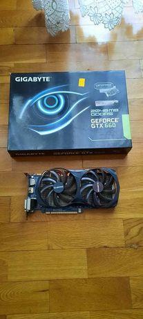 Karta graficzna GeForce GTX 660