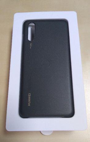 Obudowa magnetyczna, plecki Huawei P20