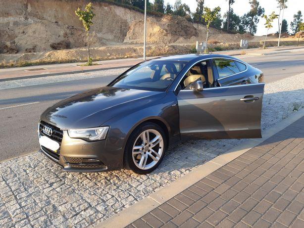 Audi A5 - S line