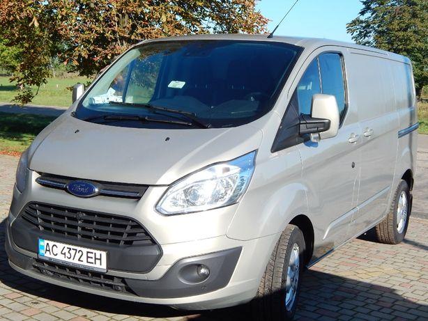 Ford Transit Custom 2012 груз. Пригнаний з Німеччини.