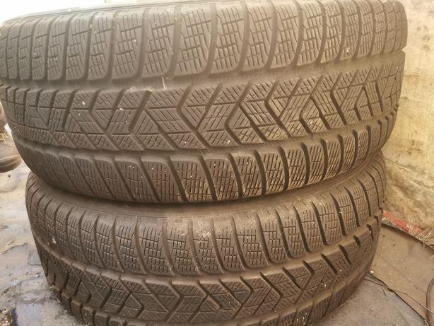 Pirelli 235/55R19 101H Scorpion Winter RFT MOE (2szt) (6,5mm) (2015r)