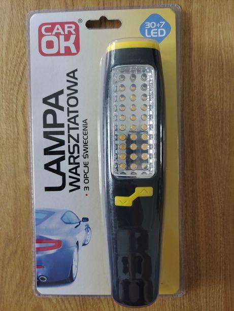 Lampa turystyczno - warsztatowa LED