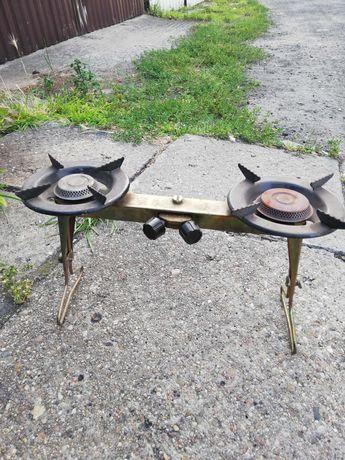 Kuchenka 2 palnikowa pod butle propan butan