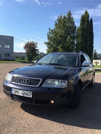 Audi A6 C5 2.5 TDI 1998