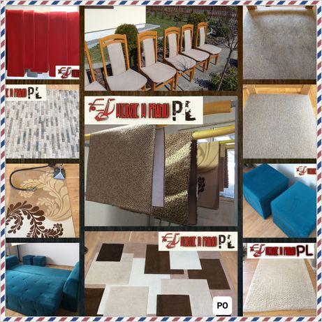 Pranie dywanów, czyszczenie samochodów,tapicerek domowych, detailing