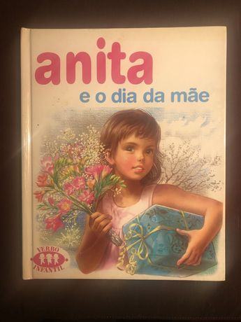 Livros Anita Verbo Infantil