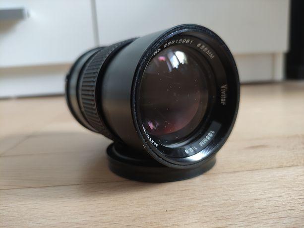 Obiektyw Vivitar 135mm 1:2.8 mocownie Pentax k