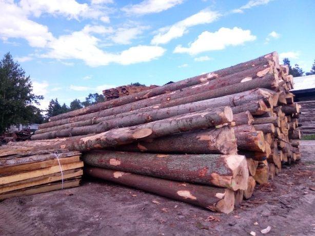 Drewno tartaczne Kłoda jodła transport