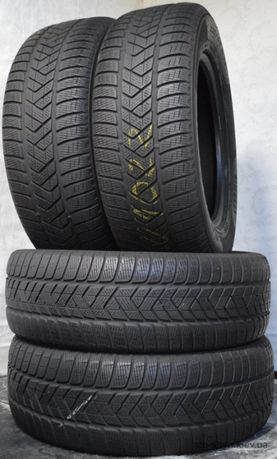 235/65 R17 Pirelli Scorpion Winter Зима R17 215/225/235-55/50/65/60 Бу