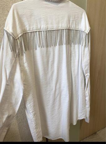 Рубашка Zara/женская одежда