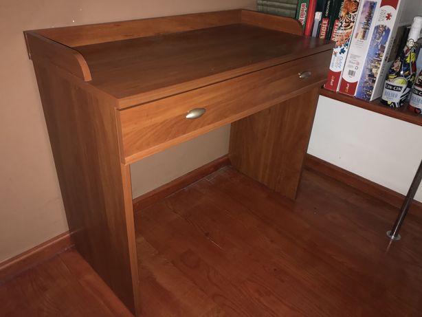 Toaletka biurko 90x 46 Vox Jabłoń