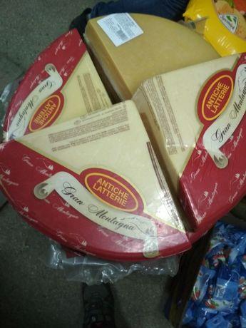 Сир пармезан грана