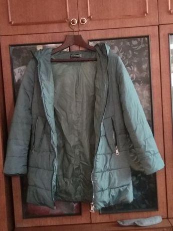 Продам куртку зімню можна для вагітної