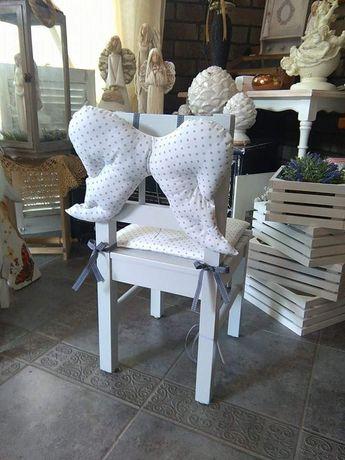 Krzesełko dziecięce aniołek