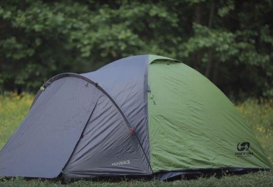 Палатка намет Hannah HOVER 3 ханна (не terra Incognita)