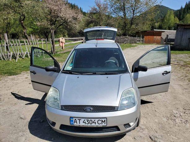 Форд Fiesta 2002р