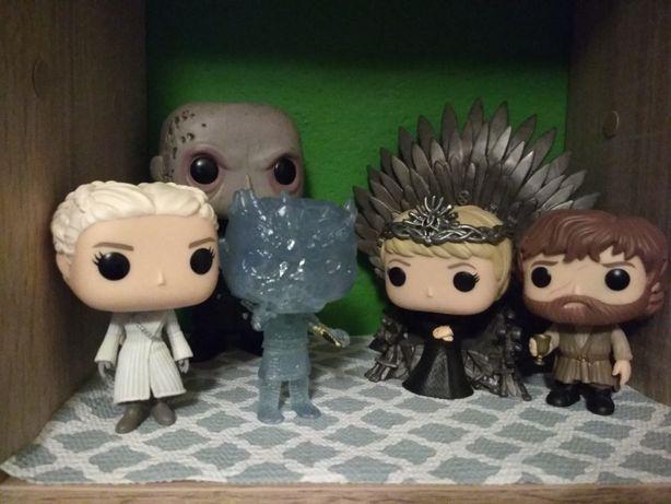 Gra o tron-figurki pop