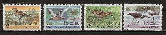 Sprzedam czyste znaczki o tematyce ptaki Tokelau 1993 stan**