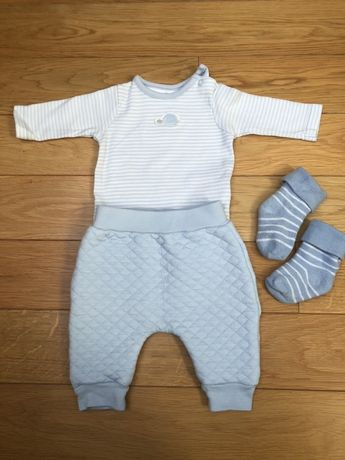 Ubranka rozm. 56 early days, mothercare