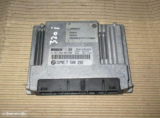 Centralina para BMW 318i e36 e46 Bosch 0261209007 DME7508292 26RT5524