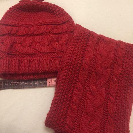 Набор шапка шарф Mayoral 3-4 г в идеале