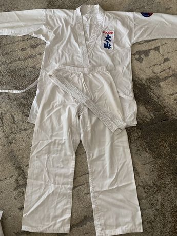 Kimono karate dziecięce rozmiar 150