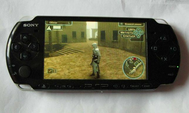 Sony PSP 3008 (оригинал)/16Gb/зарядное