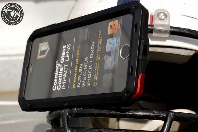 Противоударный чехол Lunatik Taktik для Iphone 5/6/6+/7/8+/10/X/11//12