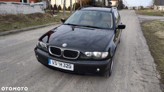 BMW Seria 3 318i 2.0 143km! Brazowe skóry! Oplacony! Polecam!