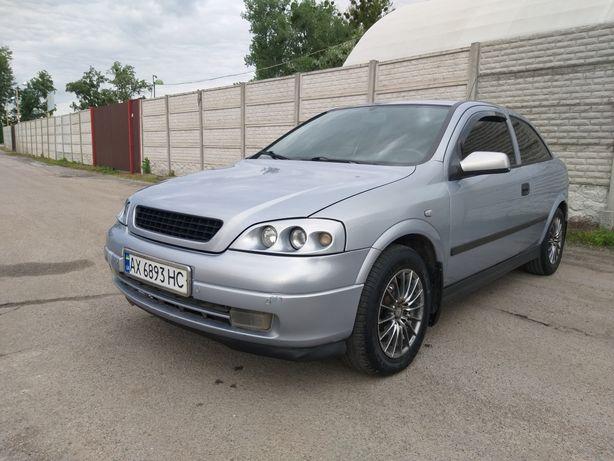 Opel Astra G на Автомате