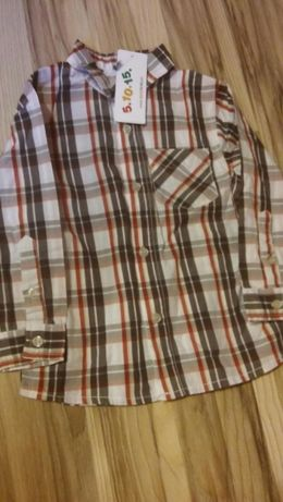 Koszula 5 10 15 nowa 92