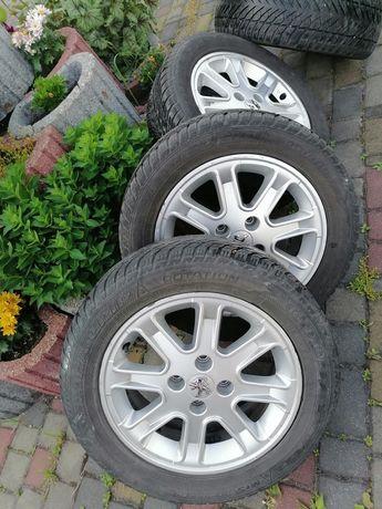 Felgi aluminiowe do Peugeota