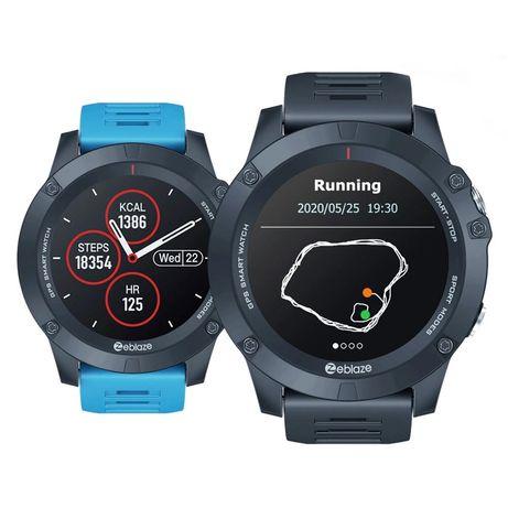 Smartwatch Integrada GPS Tela 1,3 '' GLONASS Dual Mode M