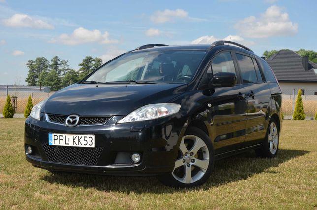 Mazda 5 / Diesel / bogate wyposażenie