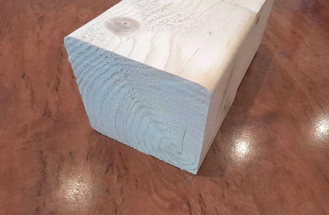 Kantówka belka legar 100x100 mm strugana drewniana 10x10 cm