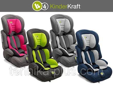 Детское Автокресло Kinderkraft Comfort Up 9-36 кг.