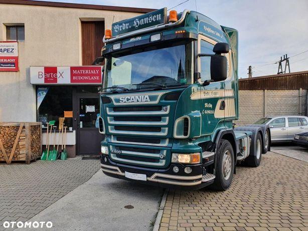 Scania R500 V8 Highline 6x2 3 Osiowa  Hydraulika