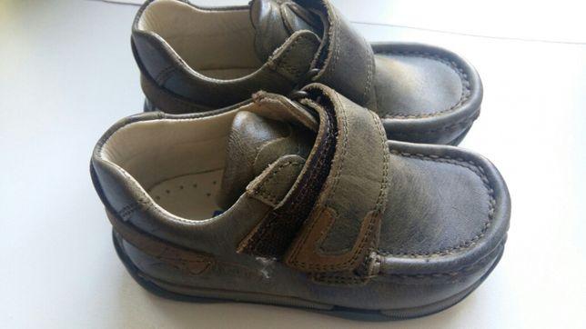 Продам новые детские туфли miniman кожаные.