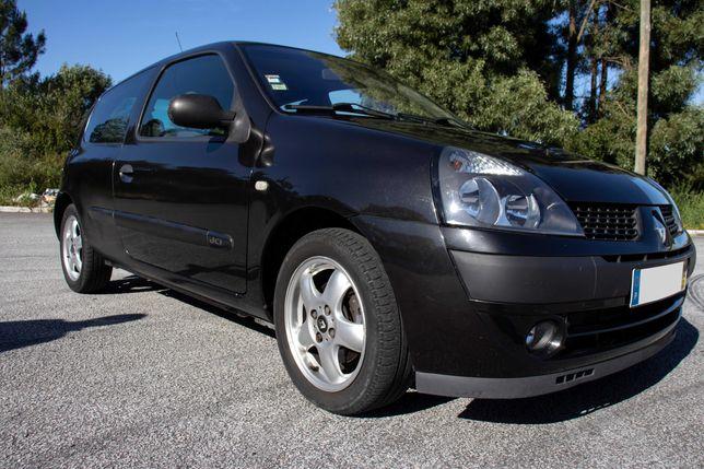 Renault Clio 1.5 DCI 5 lugares Bom Estado