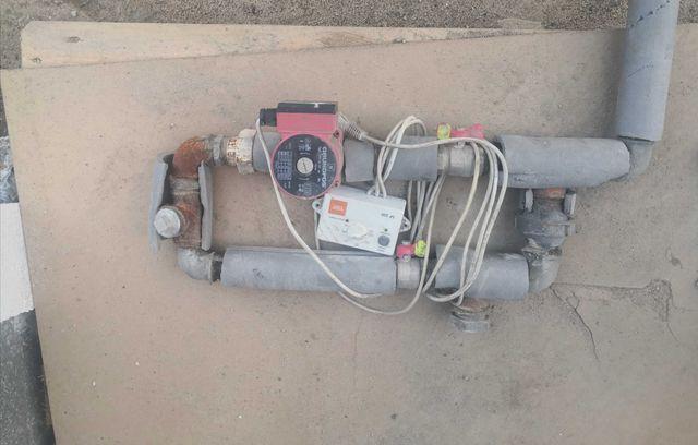 Sterownik pompy TMK SP100 + pompa grundfos