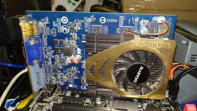 Видеокарта GIGABYTE Radeon HD 4650 1 ГБ (GV-R465OC-1GI)