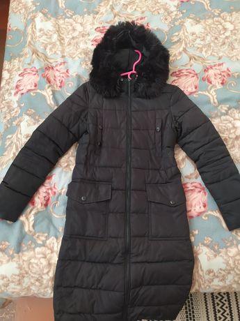 Зимова куртка підліткова