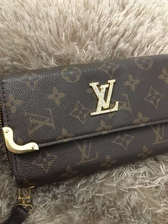Portfel Louis Vuitton nieoryginalny