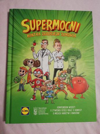 Książka Supermocni z Lidla