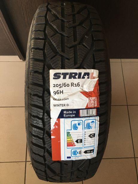 Продам шини 205/60/16 Strial XL 96H