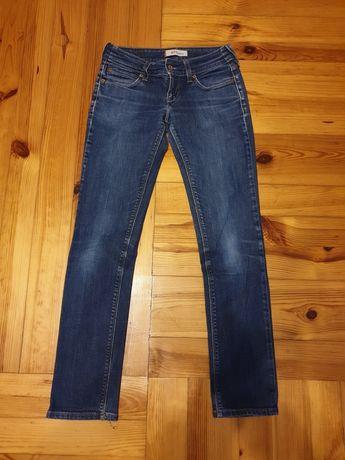 Levis 571 Slim spodnie jeans rurki W28 l32