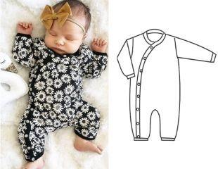 Разработка лекал на детскую одежду, пошив образца, пошив малой партии