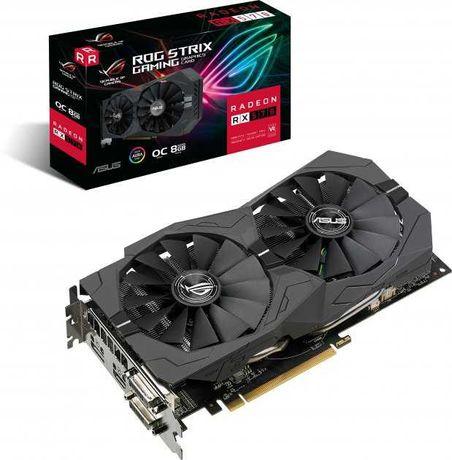 Asus Radeon RX570 ROG Strix Gaming 8GB (Гарантия ROZETKA)