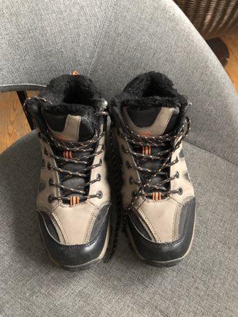 Buty trekkingowe ocieplane r.41 promocja teraz 50 zl!!!